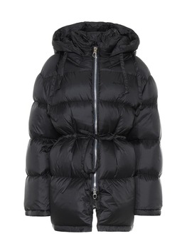 Hooded Nylon Down Jacket by Acne Studios