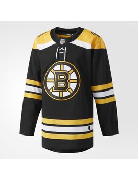 Bruins Home Authentic Pro Jersey by Adidas