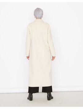 Double Face Column Coat Double Face Column Coat by Jigsaw