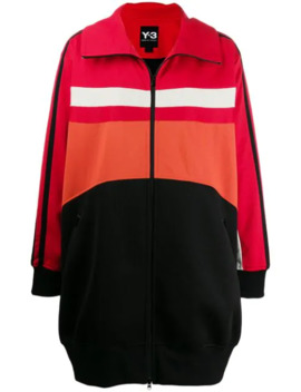 пальто со вставками by Y 3