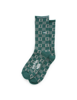Vans X Harry Potter™ Slytherin Crew Socks (1 Pair) by Vans