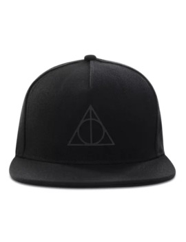 Vans X Harry Potter™ Deathly Hallows Snapback Hat by Vans