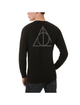 Vans X Harry Potter™ Deathly Hallows T Shirt by Vans