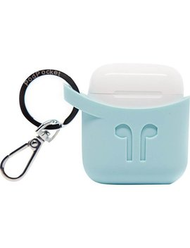 Case For Apple Air Pods   Aqua Blue by Pod Pocket