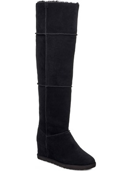 Classic Femme Over The Knee Wedge Boot by Ugg®