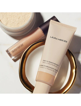 Natural Flawless Face Trio by Laura Mercier