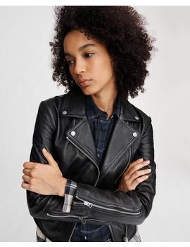 Mack Leather Jacket by Rag & Bone