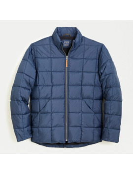 Box Quilted Jacket With Eco Friendly Primaloft® by Box Quilted Jacket With Eco Friendly Primaloft