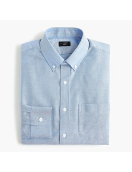 Slim Ludlow American Pima Cotton Oxford Shirt by J.Crew