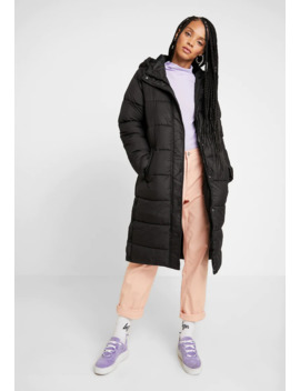 Onlcammie Long Quilted Coat   Winter Coat by Only