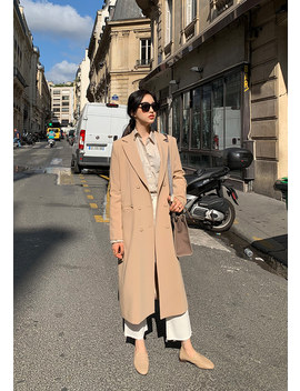 modern-venice-double-button-coat by chuu