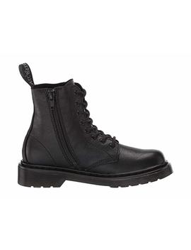 1460 Pascal Mono Boot (Little Kid/Big Kid) by Dr. Martens Kid's Collection