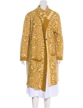 Wool Oversize Cardigan by Dries Van Noten