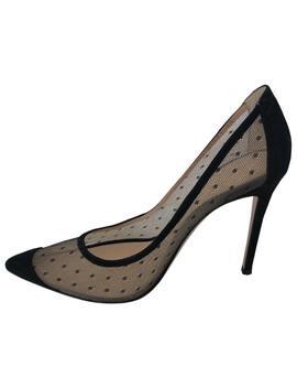 Cloth Heels by Gianvito Rossi