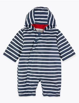 Striped Puddle Suit by Marks & Spencer