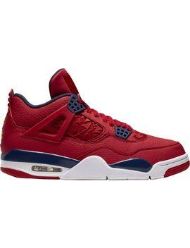 Jordan Air Jordan 4 Retro Basketball Shoes by Jordan