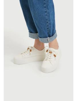 Sadie Sink   Sneakers Laag by Pull&Bear