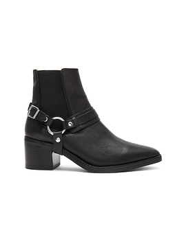 Sabana Boot In Black Albany by Tony Bianco