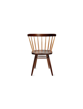 Nakashima Straight Back Chair by Design Within Reach