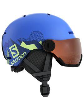 Grom Visor Helmet   Kids' by Salomon