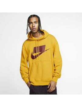 Nike Sportswear Nsw French Terry Pullover Hoodie. Nike.Com by Nike