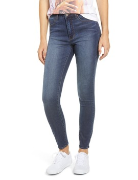 Hilary Distressed High Waist Skinny Jeans by Articles Of Society