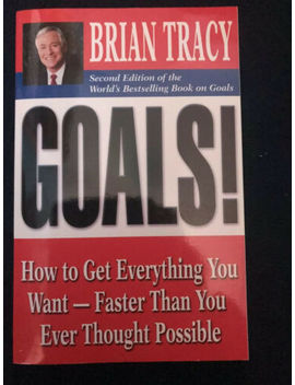 Goals, Brian Tracy by Ebay Seller