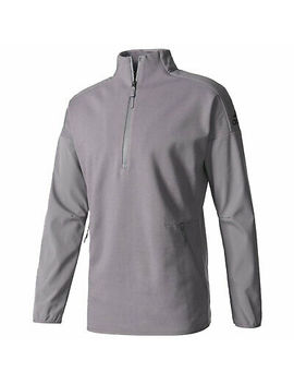 <Span><Span>Adidas Mens Zne 90/10 Half Zip Top   Training Fitness Sports Pullover Jacket</Span></Span> by Ebay Seller
