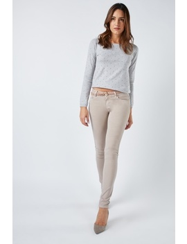 Slim Fit Casual Jeans by Everything5 Pounds