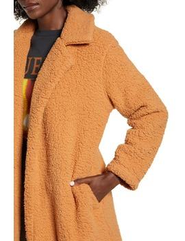 Montreal Faux Fur Jacket by Billabong