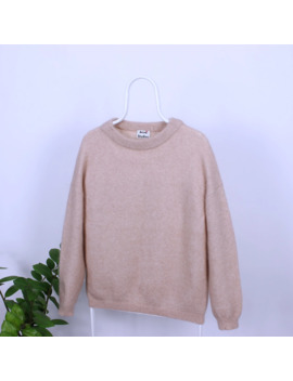 Knitwear Oversized Sweater Acne Studio Women's Wool by Acne Studios  ×