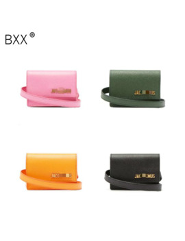 [Bxx] Women's Single Shoulder Crossbody Bag All Match Flap 2019 Autumn Mini Belt Tide Female Pu Leather Waist Chest Bag Hi080 by Ali Express.Com