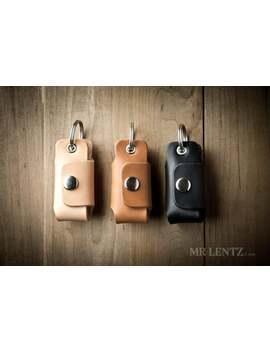 Leather Key Pocket, Leather Key Holder, Key Holder Keychain, Key Organizer, Car Keychain, Leather Car Keychain 093 by Etsy