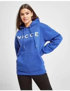 Nicce Logo Hoodie by Jd Sports