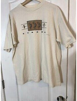 Vintage Sedona Arizona Single Stitch Shirt Xl Kokopelli Cream by Ebay Seller