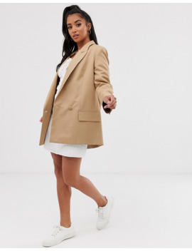 Asos Design Petite   Perfect   Blazer by Asos Design