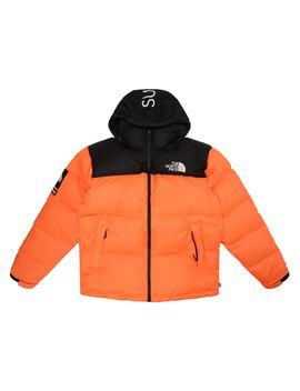 Supreme The North Face Nuptse Orange by Stock X