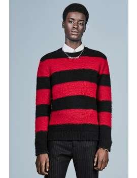 Sweter W Paski by Zara