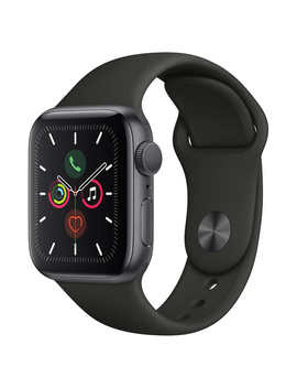 Apple Watch Series 5 Gps With Black Sport Band   40mm   Space Gray by Costco