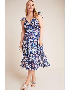 Kapari Wrap Dress by Hutch
