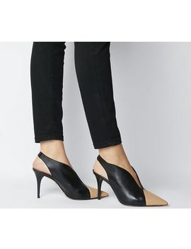Marathon High Vamp Heels by Office