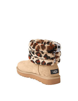 Fluff Mini Quilted Boot by Ugg®