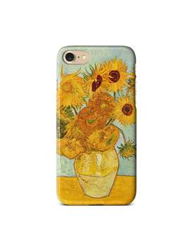 Sunflowers   Vincent Van Gogh Phone Case For I Phone Models by Etsy