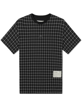 A Cold Wall* Grid Tee by A Cold Wall*