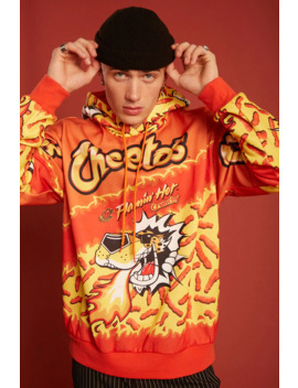 Flamin Hot Cheetos Hoodie by Forever 21