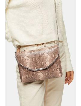 Court Chain Clutch Bag by Topshop