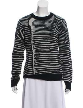 Scoop Neck Wool Sweater by A.L.C.