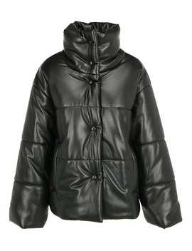 nanushka-hide-jacket by nanushka