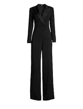 Roland Tuxedo Jumpsuit by Jay Godfrey
