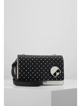 Crossbody Double Pouch   Borsa A Tracolla by Karl Lagerfeld